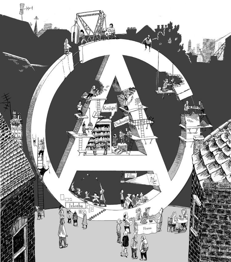 Contra toda autoridad construyamos la anarquía