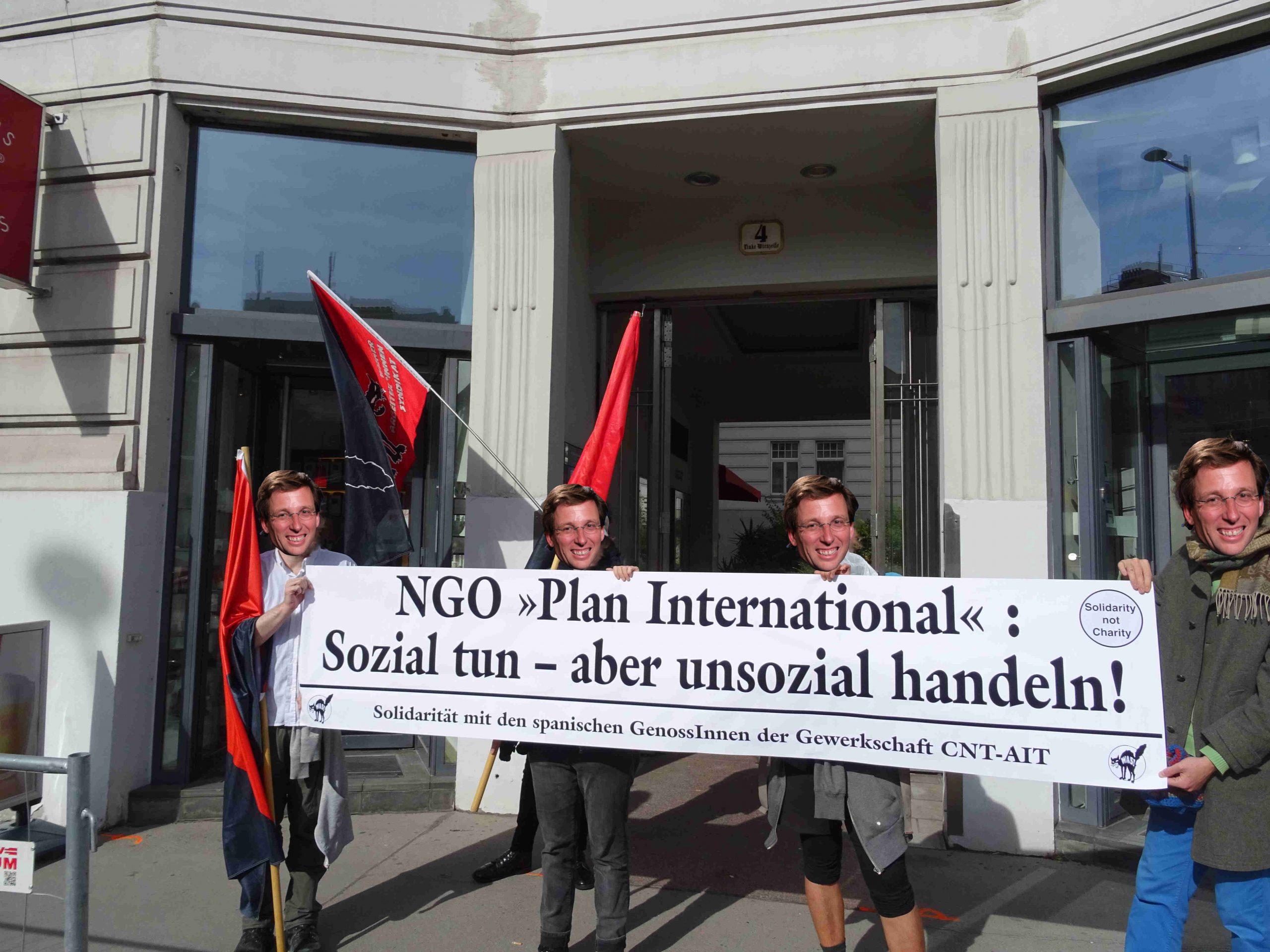 CNT Plan Internacional Viena Arbeiter*innen-Syndikat